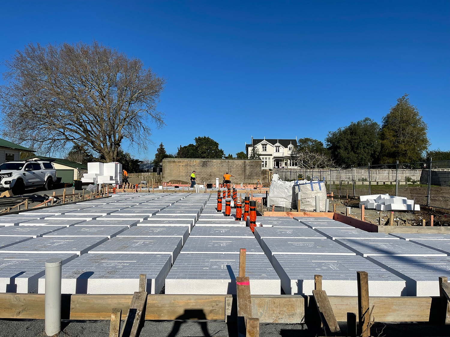 Apache installation for Housing NZ development - Apache installation from a repeat customer